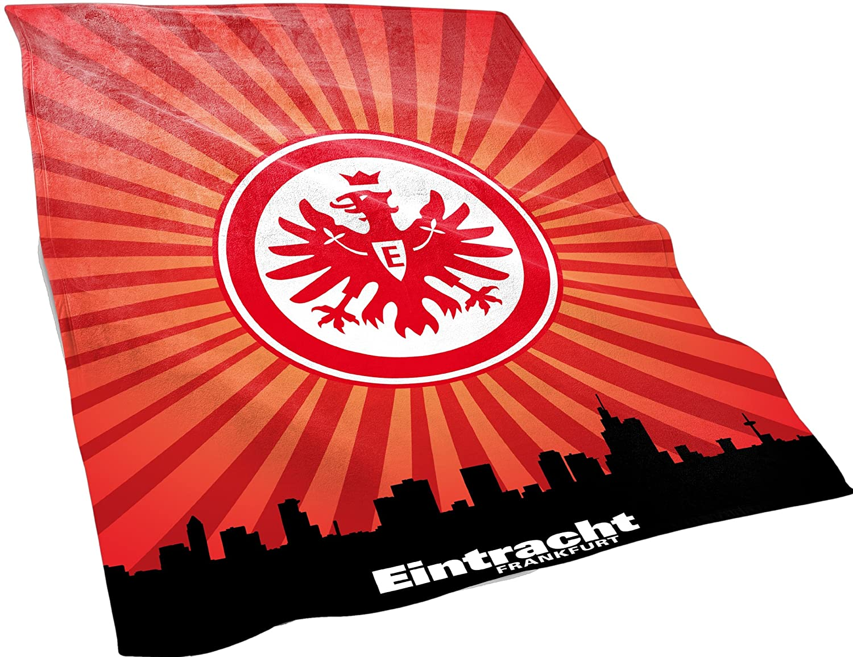 """1.FC Kaiserslautern Fleecedecke /""""Fans /"""" 150x200cm"""