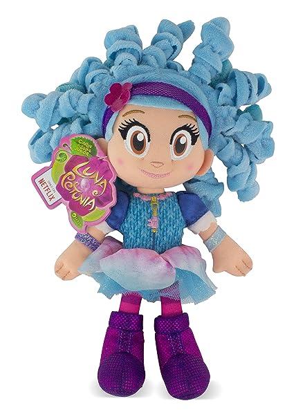 4a98b161a70 Amazon.com  Luna Petunia 22111 Beanie Plush Toy  Toys   Games