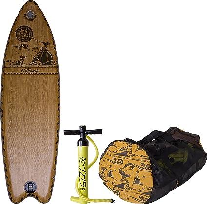 Amazon.com: C4 Waterman Disney Moana - Tabla de surf ...