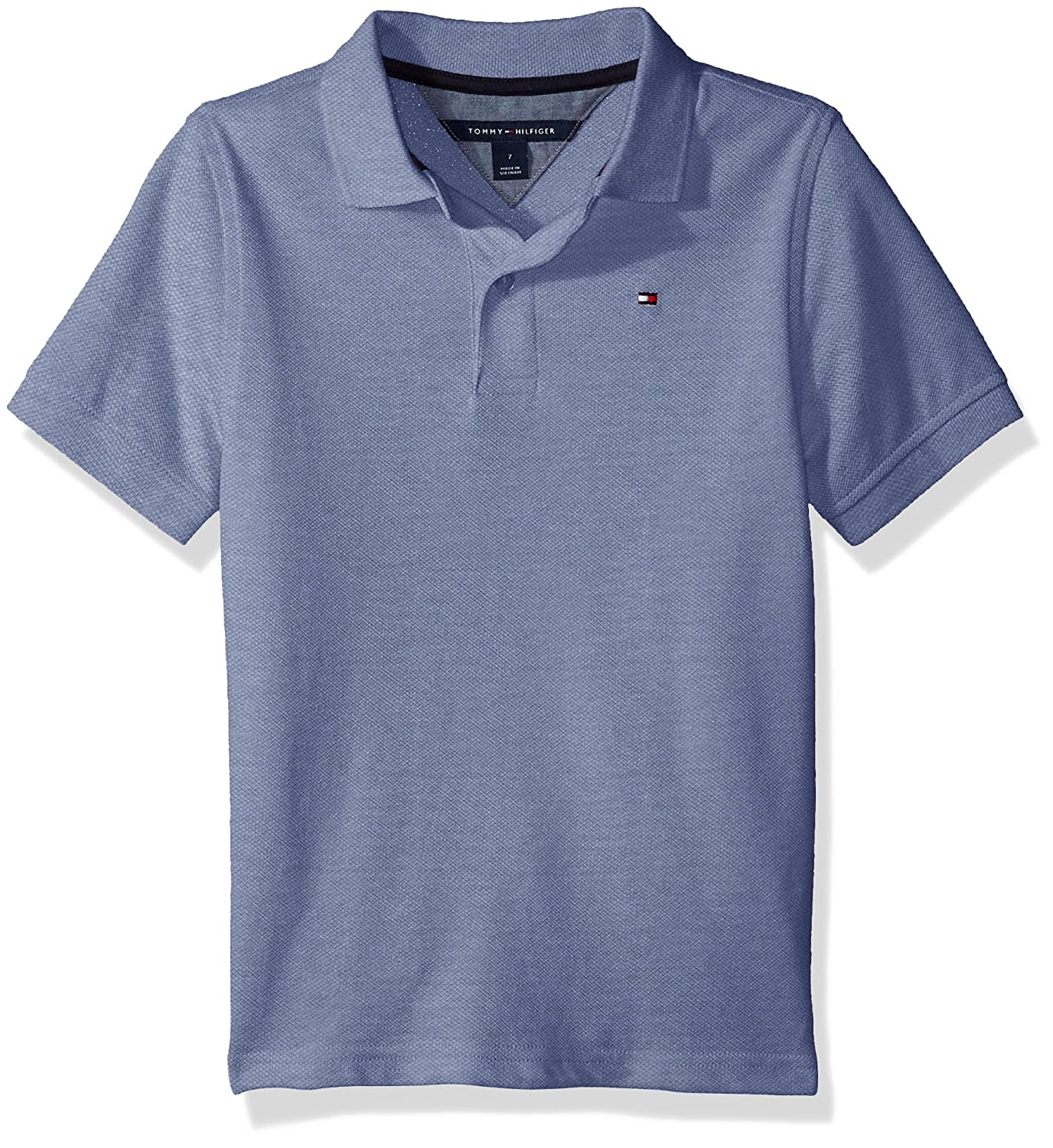 b17f53aa Amazon.com: Tommy Hilfiger Boys' Space Polo: Clothing
