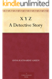 X Y Z A Detective Story