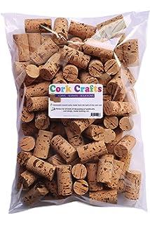 Bevorzugt 100 vor-geschnittene, gebrauchte Weinkorken zum Pinnwand-Bau NB68