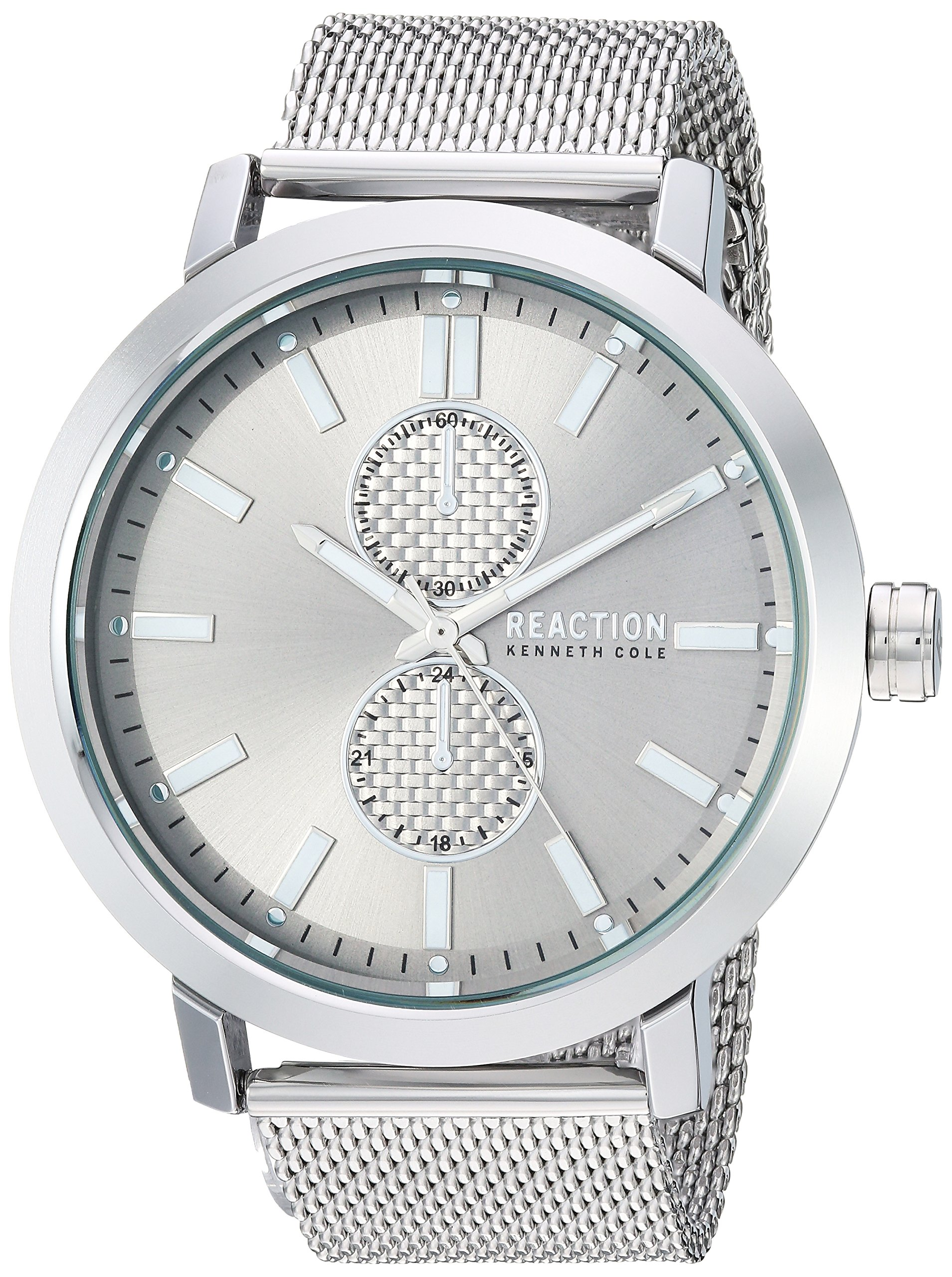 Kenneth Cole New York Male Quartz Watch by Kenneth Cole REACTION