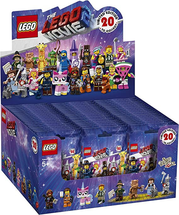 LEGO Minifigures - La LEGO Película 2 Minifiguras para Coleccionar ...