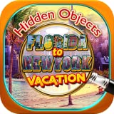 Hidden Objects - Florida to New York Vacation & Object Time Puzzle Photo Free Game