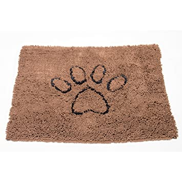 Dog Gone Smart Dirty Dog Doormat Large Brown  sc 1 st  Amazon.com & Amazon.com : Dog Gone Smart Dirty Dog Doormat Large Brown : Pet ... pezcame.com