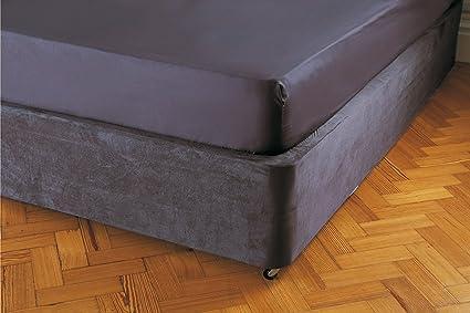 Mantovana per base letto matrimoniale super king size, colore grigio ...