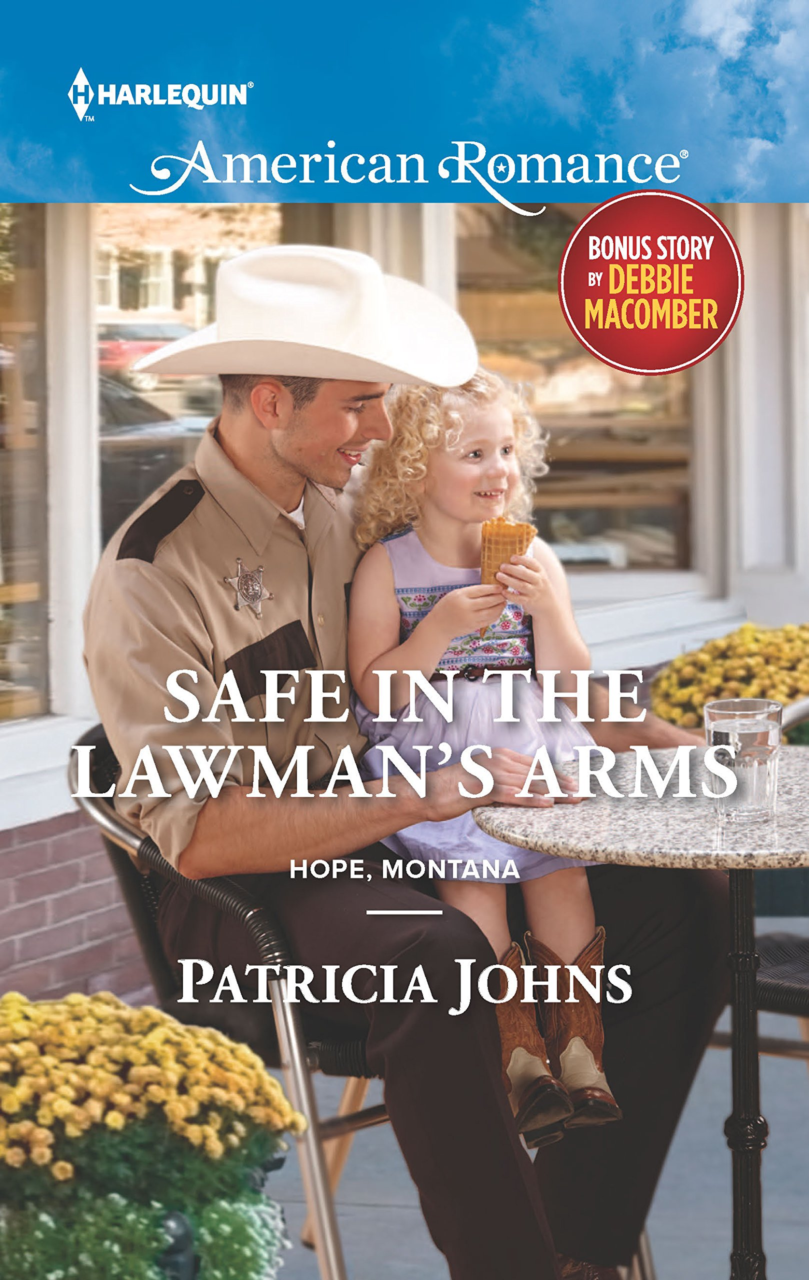 Safe in the Lawman's Arms: An Anthology (Hope, Montana) PDF
