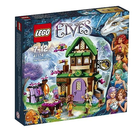 15 opinioni per LEGO Elves 41174- La Locanda delle Stelle