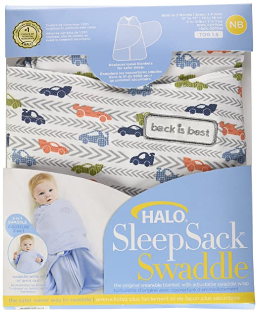 Halo SleepSack Swaddle Wearable Blanket