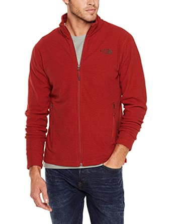 4c16f53f07ef Image Unavailable. Image not available for. Color  The North Face Mens  Texture Cap Rock Full Zip Fleece ...
