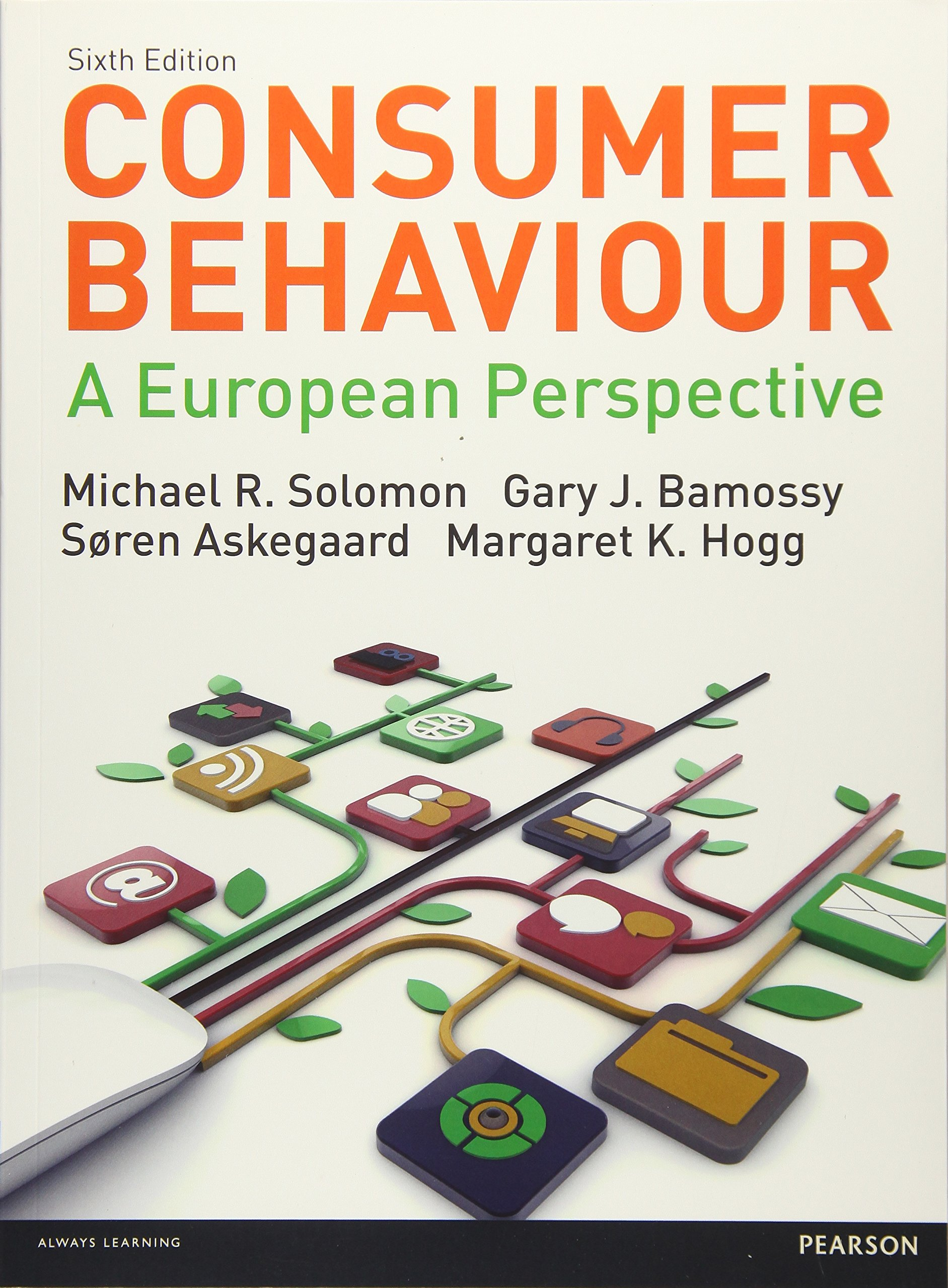 Consumer Behaviour  A European Perspective  Amazon.co.uk  Michael R ... 3b97482543
