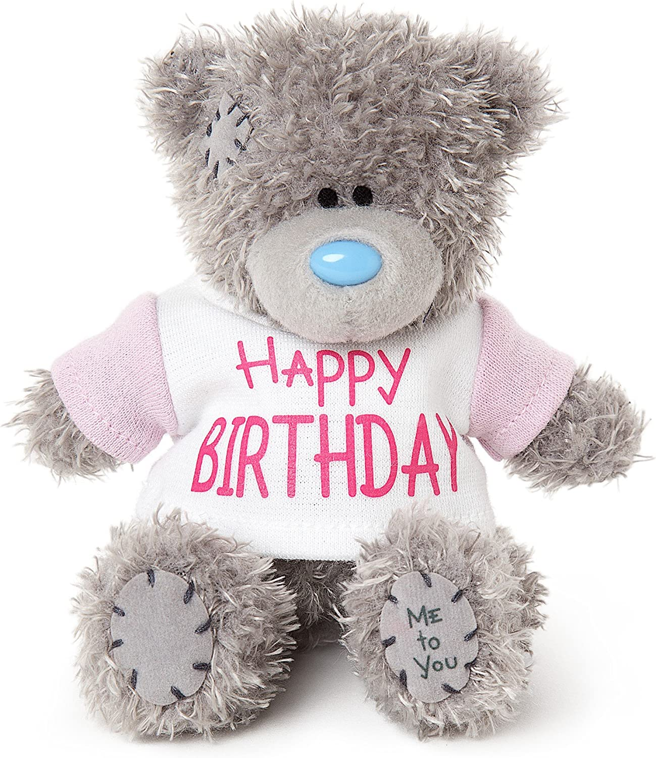 Just for You Open All Occasion Adorable Me to You Bear New Greeting Card