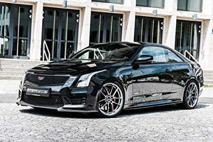 Cadillac Ats V Coupe >> Amazon Com Cadillac Ats V Coupe By Geiger 2016 Car Print