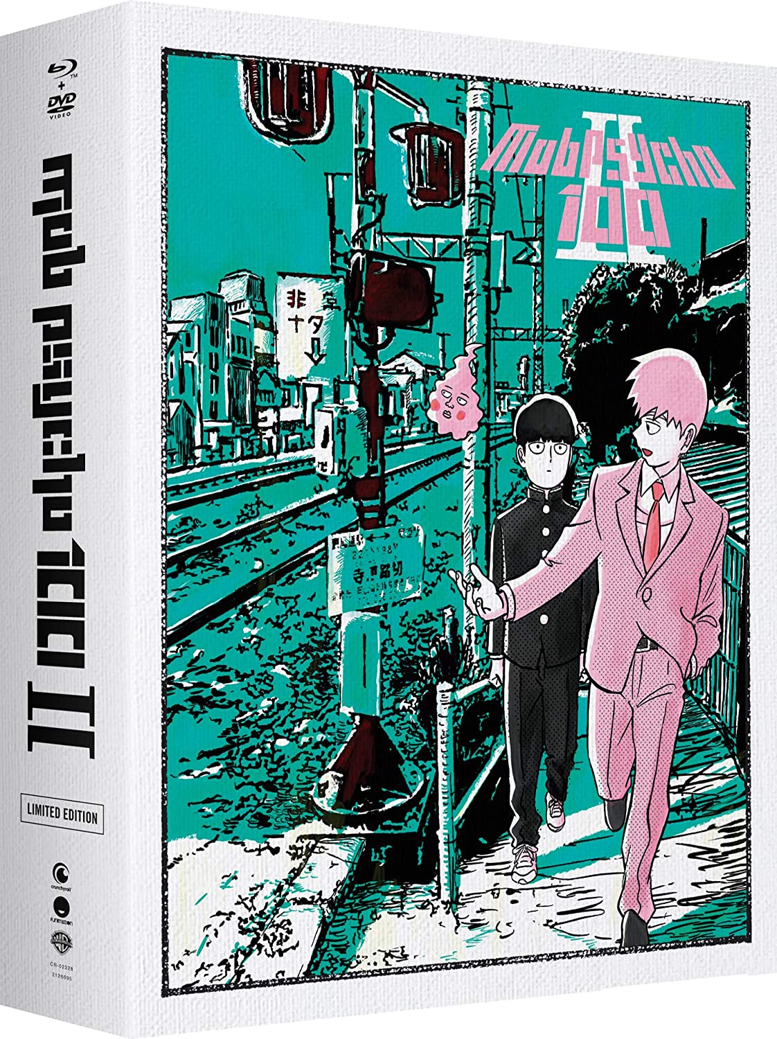 Amazon Opens Pre-Orders For Mob Psycho 100 II Limited Edition Blu-Ray + DVD Set