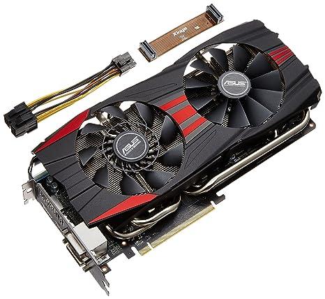 Asus R9280-DC2T-3GD5 - Tarjeta gráfica de 3 GB con AMD ...