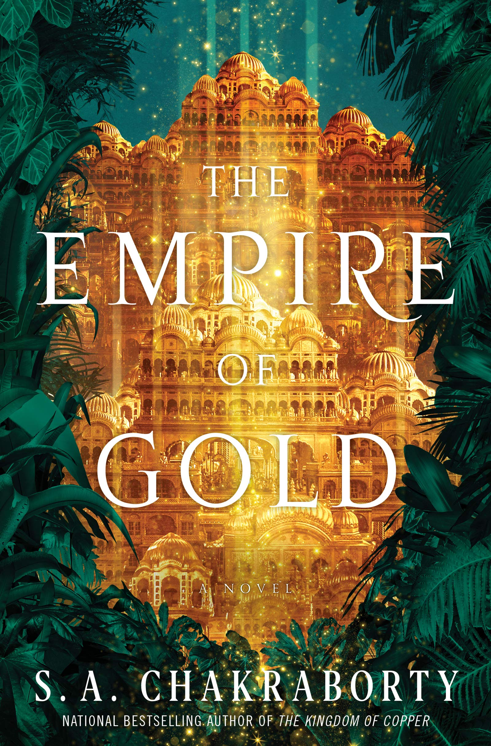 Amazon.com: The Empire of Gold: A Novel (The Daevabad Trilogy)  (9780062678164): Chakraborty, S. A: Books