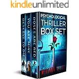 Miranda Rijks' Psychological Thriller Box Set: A nerve-shredding, up-all-night psychological thriller box set
