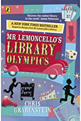Mr Lemoncello's Library Olympics (Mr Lemoncello 2) Kindle Edition