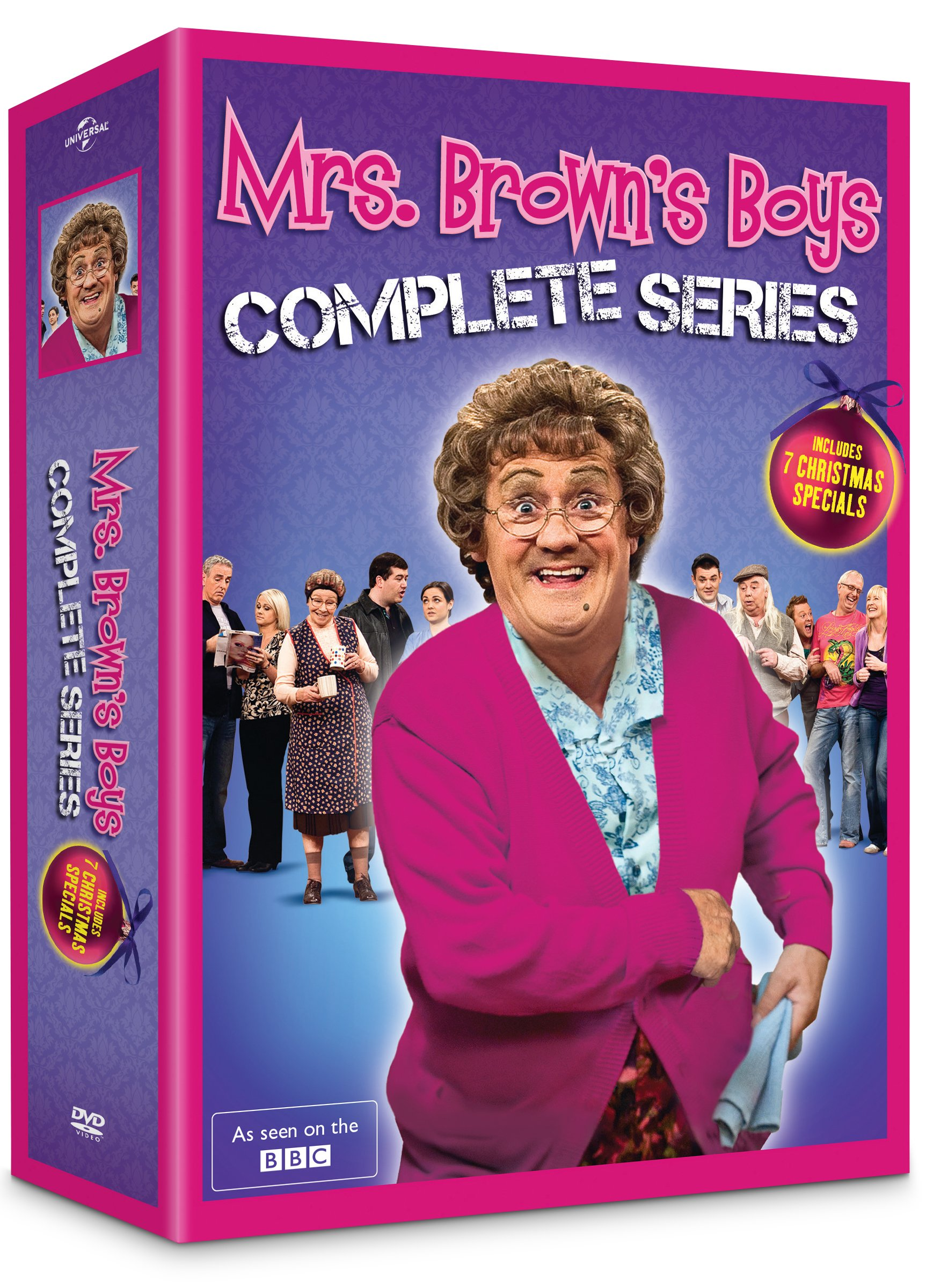 Mrs. Brown's Boys: Complete Series by Universal Studios Home Video