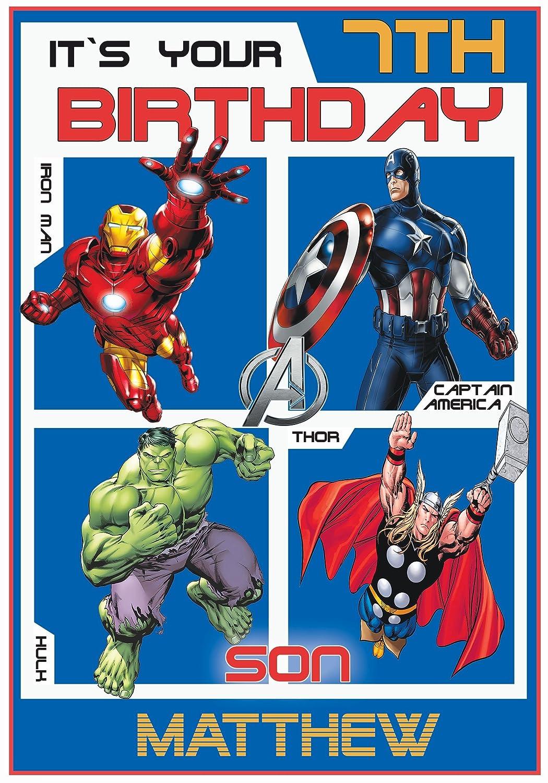 Los Vengadores de la historieta inspiró personaliseitonline ...