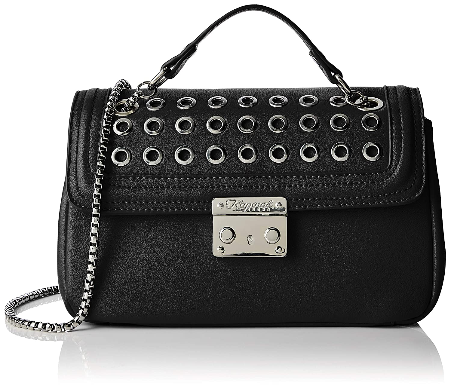 Black Kaporal Women's Wicia TopHandle Bag