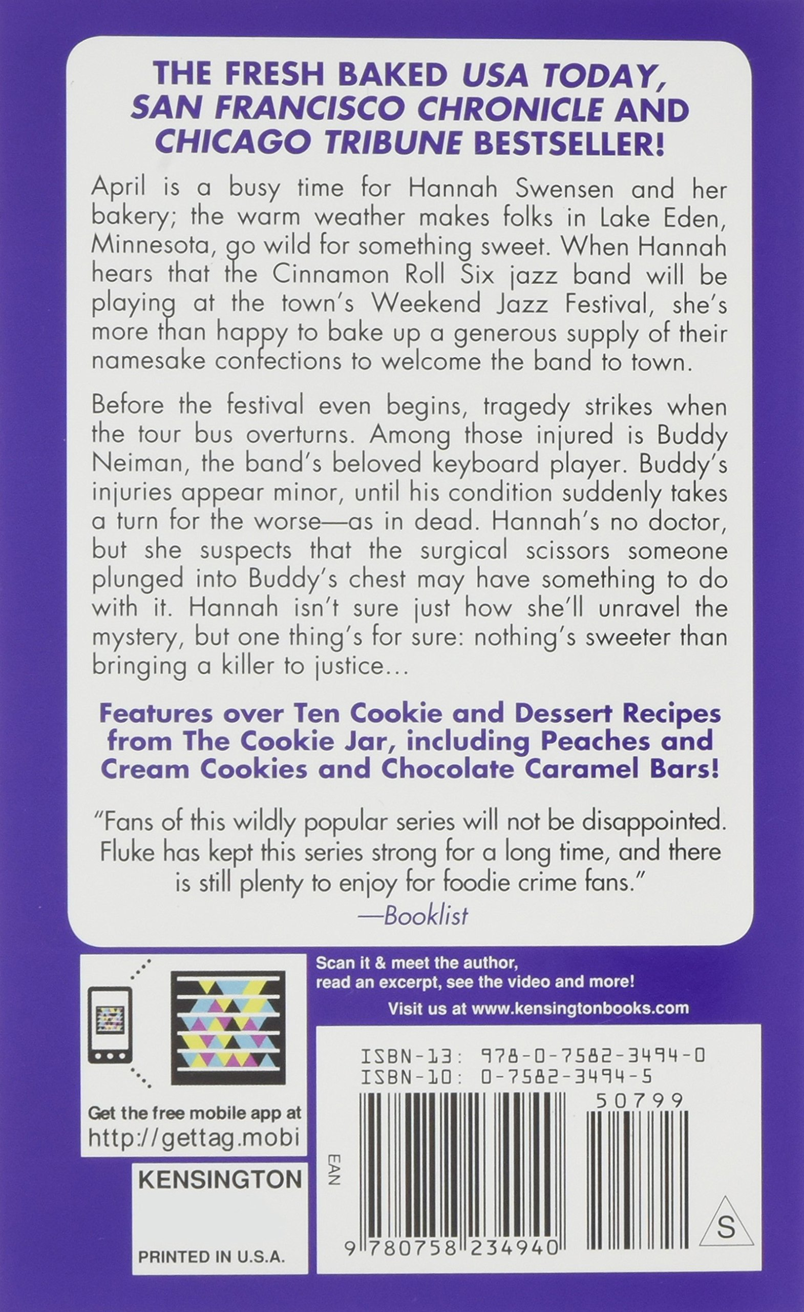 contiuing cookie chronicle