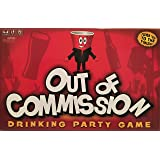 Out of Commission Drinking Party Game: An old fashioned board game with an intoxicating twist. Get the party started and pre-game with OOC.