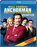 Anchorman: The Legend of Ron Burgundy (Extended Version) (Bilingual) [Blu-ray]