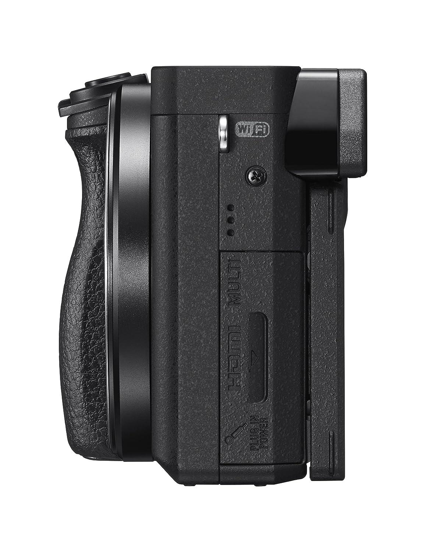 Amazon com : Sony Alpha a6300 Mirrorless Camera: Interchangeable