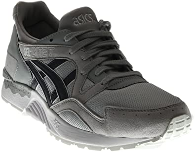 sports shoes a7722 5b01d Onitsuka Tiger by Asics Unisex Gel-Lyte V Light Grey India Ink Sneaker
