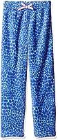 Calvin Klein Girls' Ck Print Plush Sleep Pant
