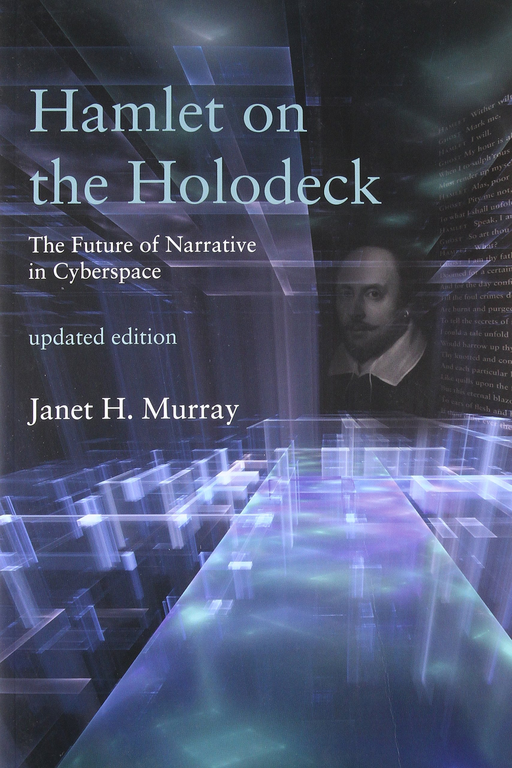 Hamlet On The Holodeck Future Of Narrative In Cyberspace So Bogost S Use Exploded View Diagrams Helps To Put Flesh Just Mit Press Janet H Murray 9780262533485 Books