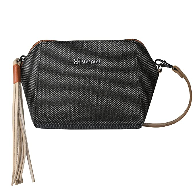The Sherpani Vibe Wristlet/Crossbody travel product recommended by Maria on Lifney.