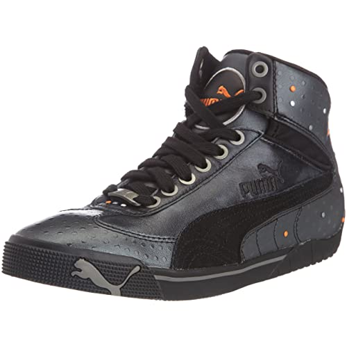 c8e04b348d0 Puma Speed Cat 2.9 Charm WN S Mid Black Boots  Amazon.co.uk  Shoes ...