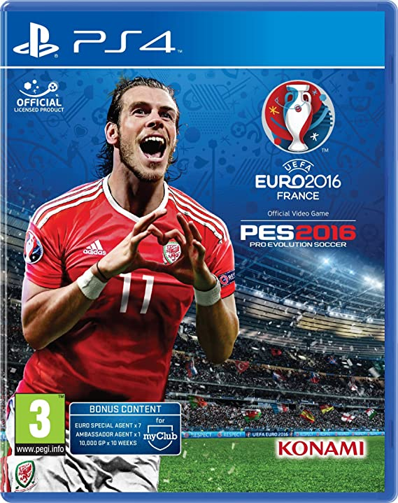 UEFA Euro 2016/Pro Evolution Soccer (PS4): Amazon co uk: PC