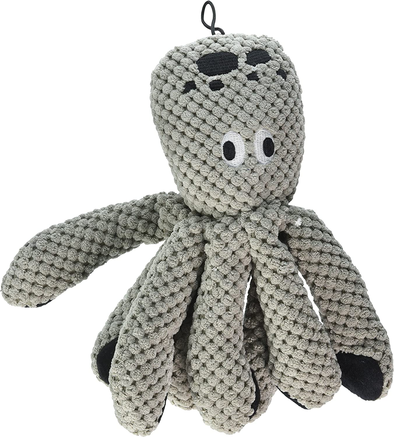 """SPOT ETHICAL EXTREME SKINNEEEZ SQUEAKER OCTOPUS DOG 16/"""" TOY FREE SHIP IN USA"""
