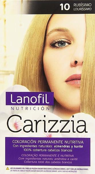 Revlon Lanofil Carizzia Tinte - Cuidado capilar, color 10 ...