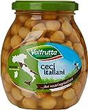 Valfrutta - Ceci Italiani - 6 vasetti da 370 g [2220 g]