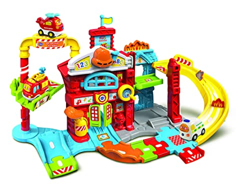 VTech 503903 Toot-Toot Drivers Refresh Fire Station