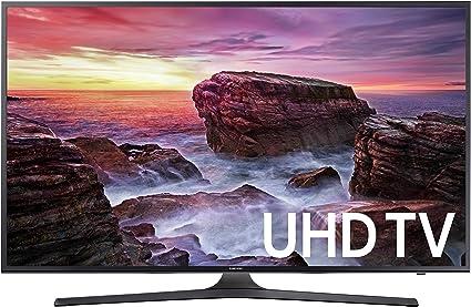 Samsung Electronics UN49MU6290FXZA LED 4K UHD Serie 6 SmartTV 2017 ...