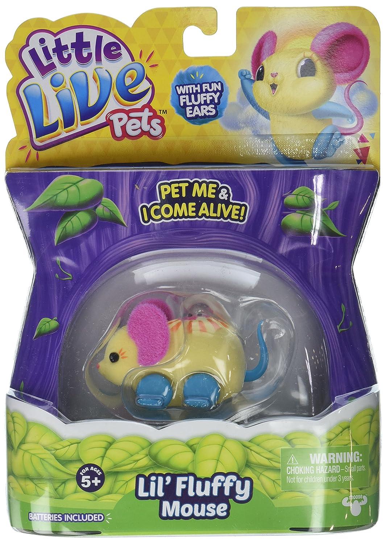 Honey Little Live Pets Lil Mouse