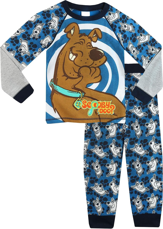 Scooby-Doo Ensemble De Pyjamas Gar/çon