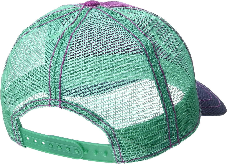 Acorn Pistil Buttercup Trucker Hat Magenta