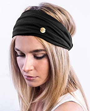 Fashion Hairband for Women Twisted Adult Workout Headbands Accessories Yoga  Running sports sport turban headband twist b0c2e6d4e7