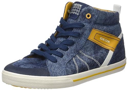 Geox Jr Kilwi Boy, Zapatillas Altas Niños: Zapatos y