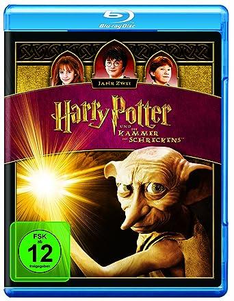Harry Potter Und Die Kammer Des Schreckens Blu Ray Amazonde