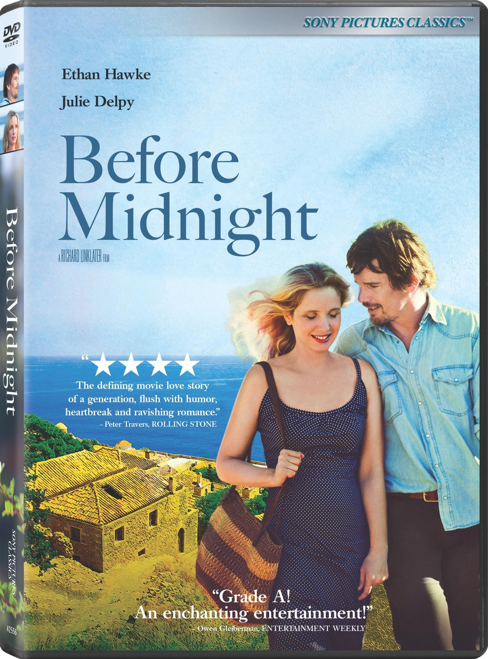 DVD : Before Midnight (Ultraviolet Digital Copy, AC-3, Widescreen, , Dolby)