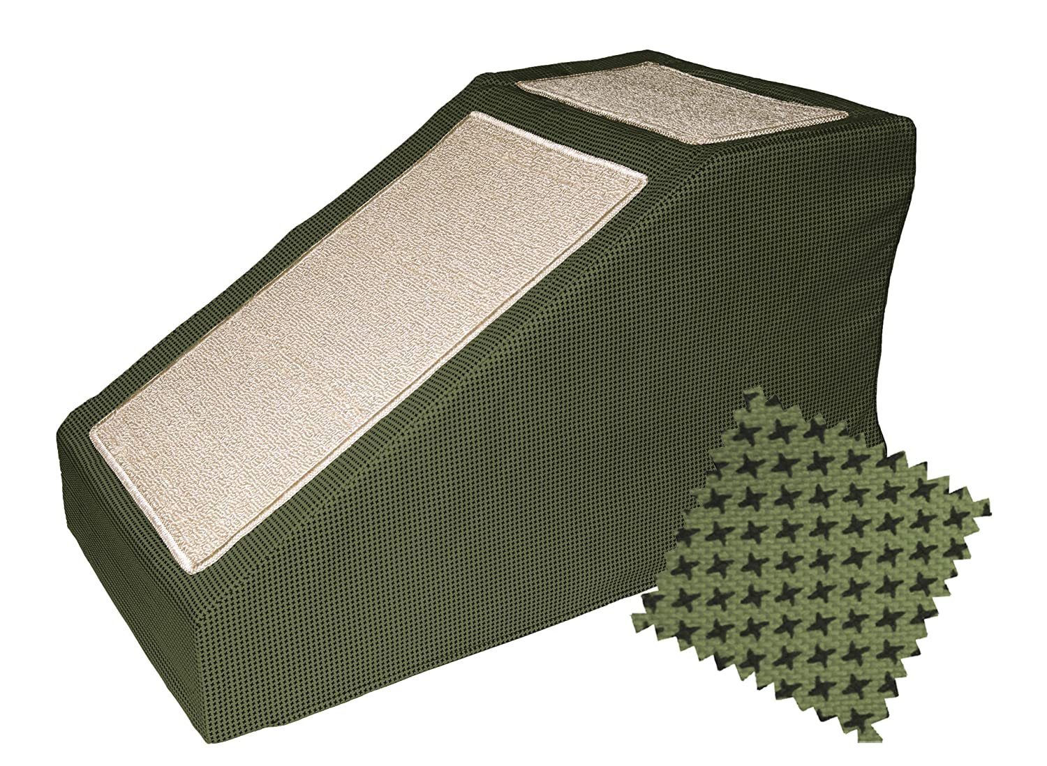 Pet Gear Designer Ramp with Removable Cover - Sage
