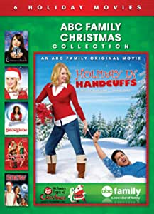 ABC Family Christmas Collection (Christmas Cupid/Christmas In Boston/Snow/Santa Baby 2 / Christmas Maybe/Snowglobe/ Holiday In Handcuffs) [DVD]